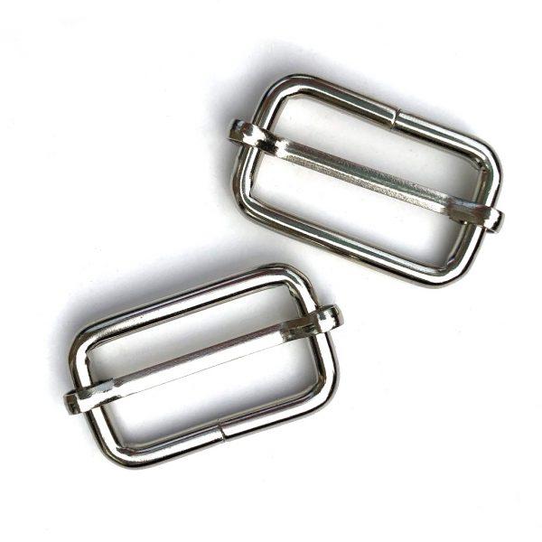 Boucles Argenté 32mm